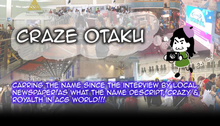 craze otaku