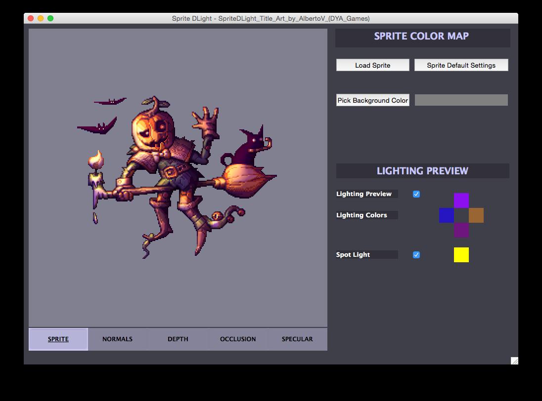 Sprite DLight Kickstarter Link Update 5