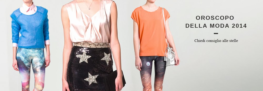 Eidesign Glamour Di Veronica Cristina Merli Fashion Blogger Zalando Ed Il Fashion Oroscopo