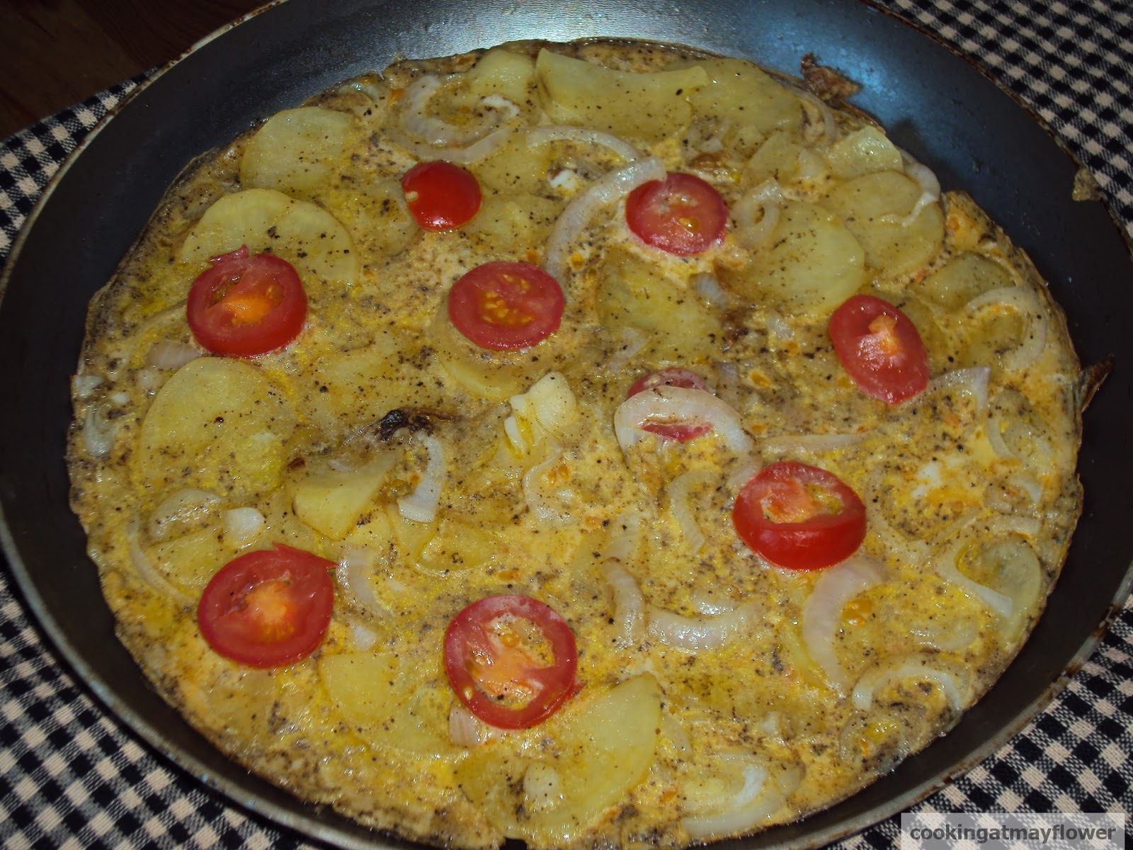 Spanish Omelette Recipes — Dishmaps