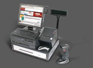 Restaurant merchant processing point of sale interface