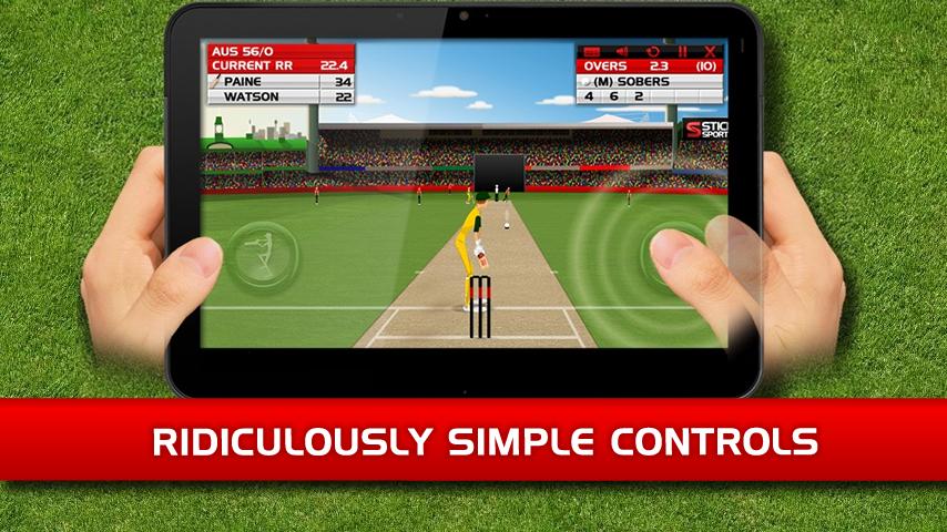 Stick Cricket 2.6.2 MOD PRO APK (FULL UNLOCKED)