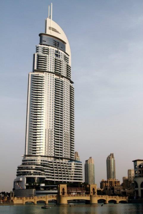 Dubai city album famous places in dubai city for Hotel dubai famous