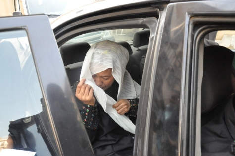 EFCC Arraigns Binta Kuraye Over N17.5m Fraud