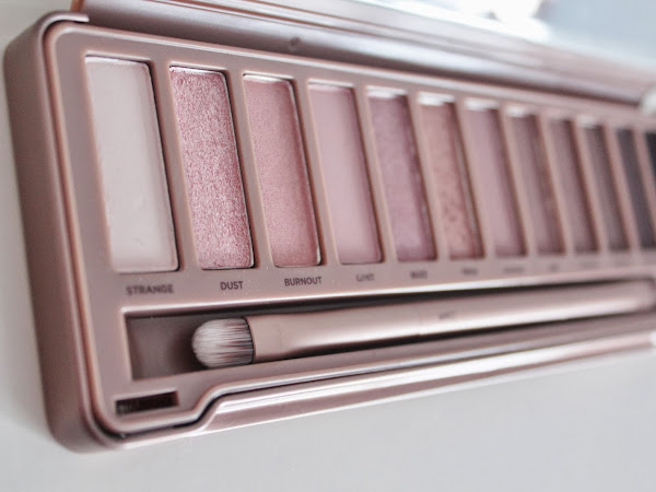 Naked 3 Palette | Review