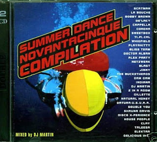 Summer Dance Novantacinque Compilation  (FLAC)