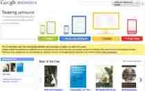 Libros de Google Google E-books