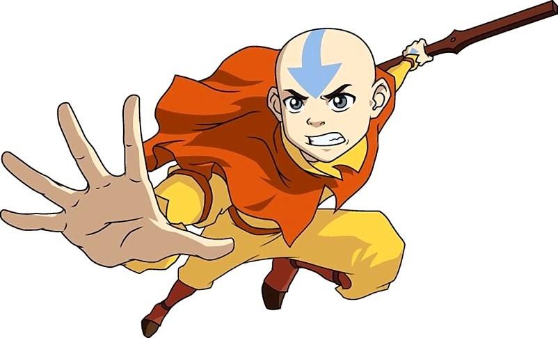 Avatar, The Last Airbender, Gambar kartun 1