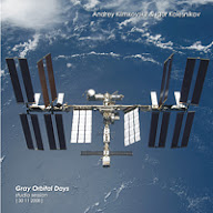 «Gray Orbital Days» - experimental studio session by Klimkovsky & Kolesnikov