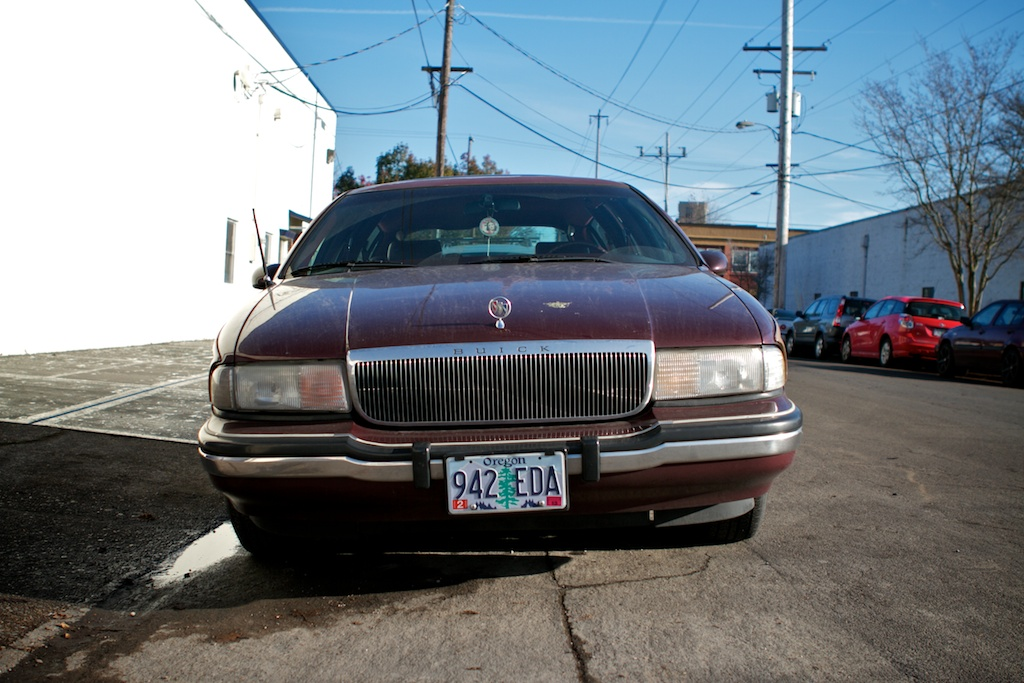 THE STREET PEEP: 1992 Buick Roadmaster Estate Wagon