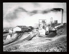 Mining at Broken Hill by State Records NSW via Flickr and a Creative Commons license