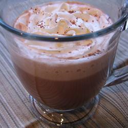 Mexicaine chocolat chaud de Cheat