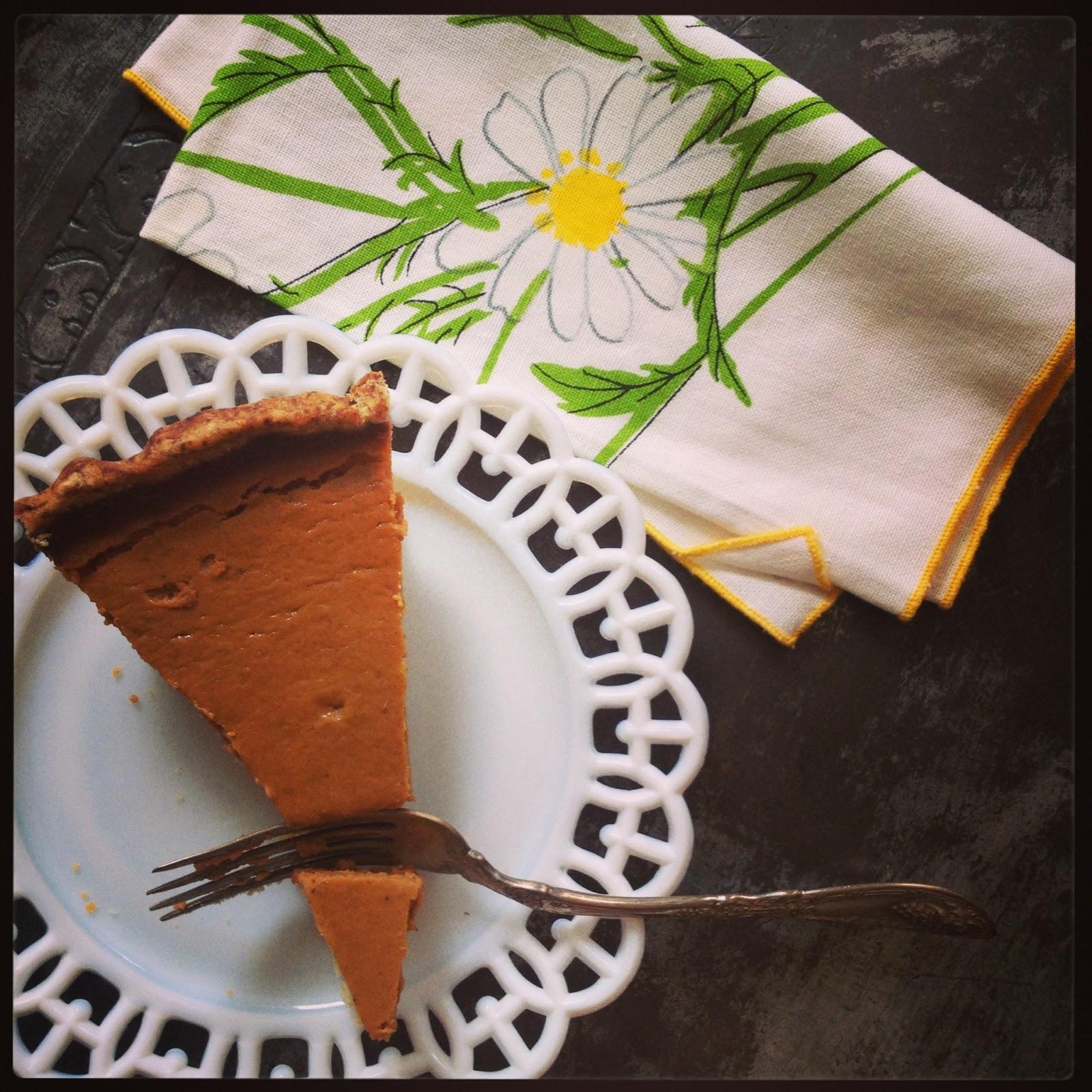 Ina Garten Pumpkin Pie foodrefuge: a little lighter: ina garten's ultimate pumpkin pie