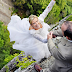 OMG! Could This Be The Most Daring Wedding Photos Ever ?