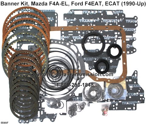 Cobra Transmission Parts 1 800 293 1848 F4eat F 4eat