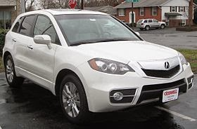 New Acura RDX Review 2015-2016