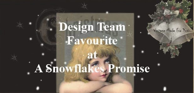 Snowflakes promise DT favourite