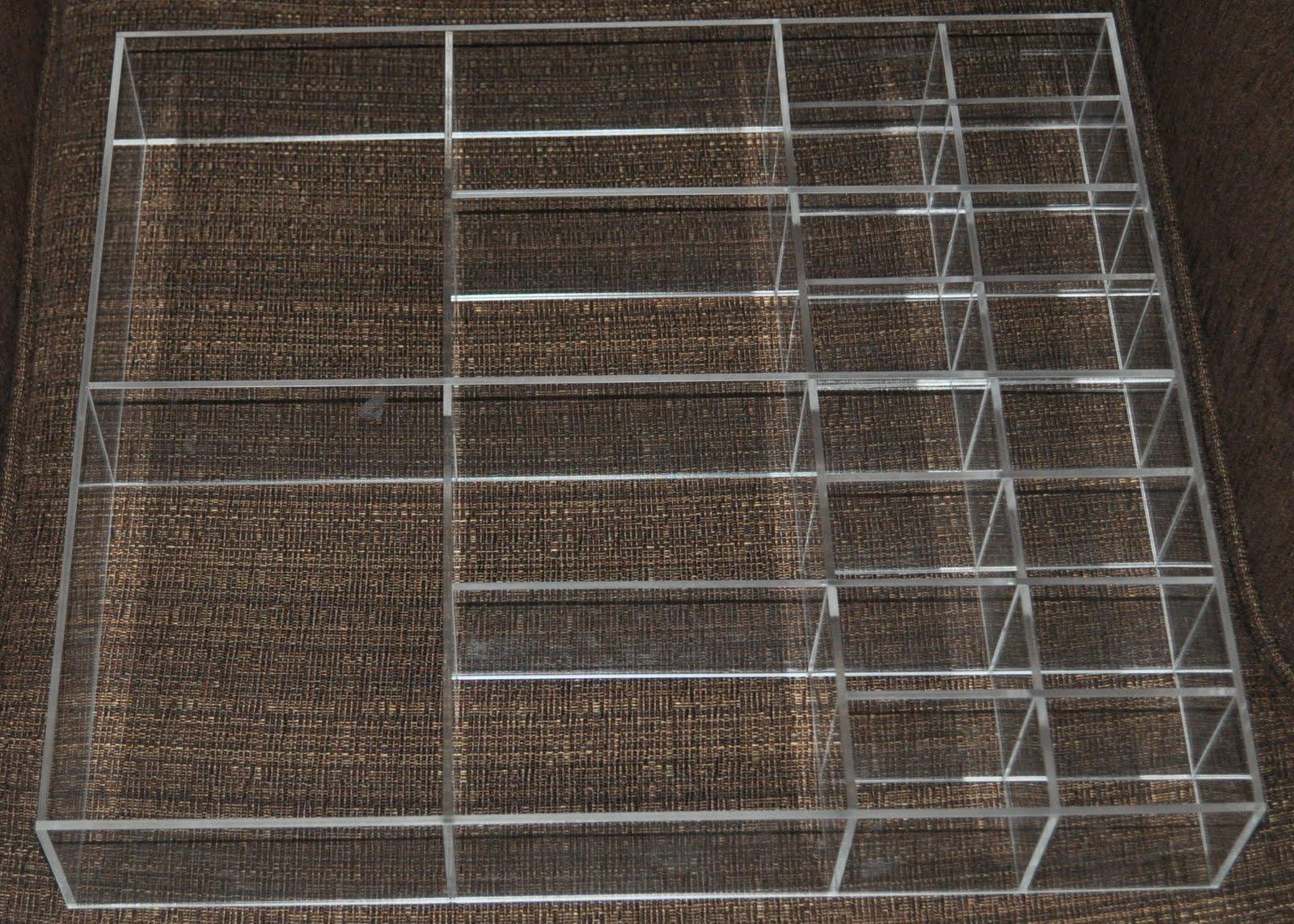 conjunto de 8 porta treco de plástico #5B4D42 1600x1142