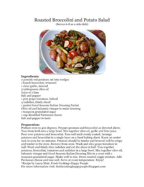 oven roasted broccolini recipe