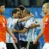 Em jogo equilibrado, Argentina vence a Holanda nos pênaltis e jogará a final da Copa do Mundo depois de 24 anos