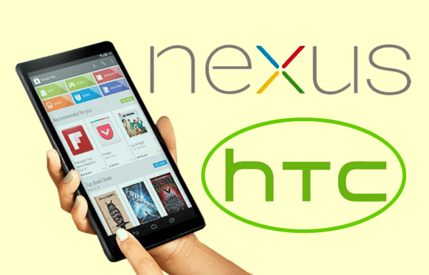 HTC-Nexus 8, Smart phone,