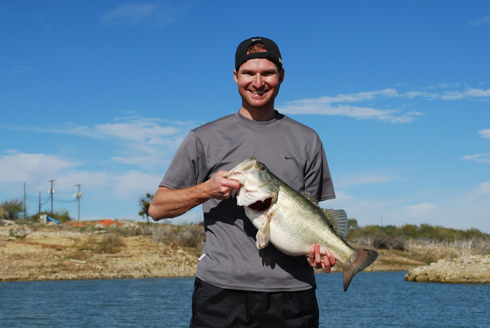 Falcon lake tx the best bass lake in the country it for Best bass fishing lakes in texas