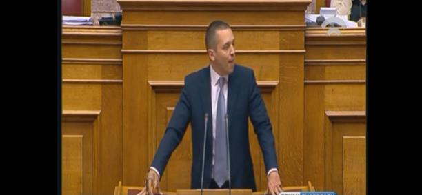 Τροπολογίες για την διάσωση του ΕΚΑΣ και την φορολόγηση των βουλευτών κατέθεσε ο Ηλίας Κασιδιάρης! (BINTEO)