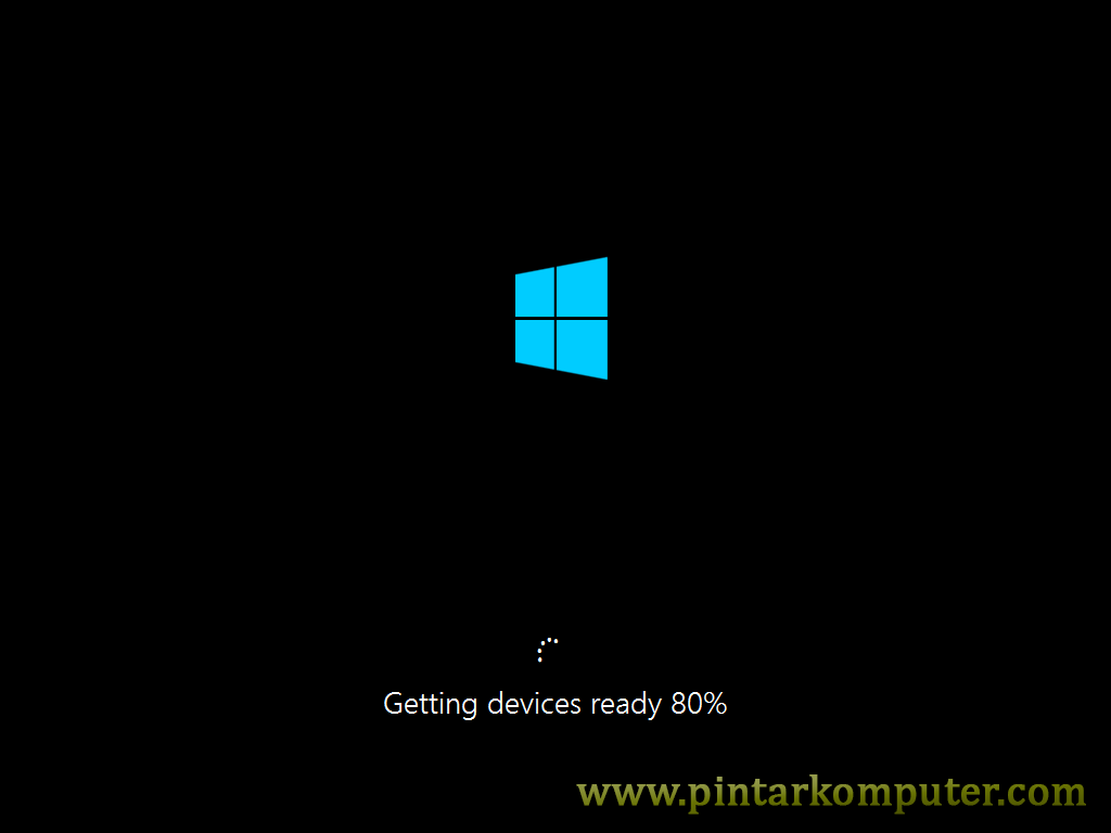 Pintar Komputer - Cara install Windows 8.1