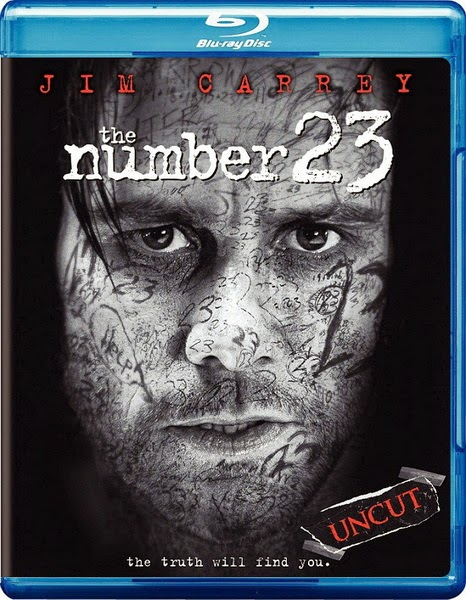 The Number 23 2007 Unrated Dual Audio Hindi Eng BRRip 300mb