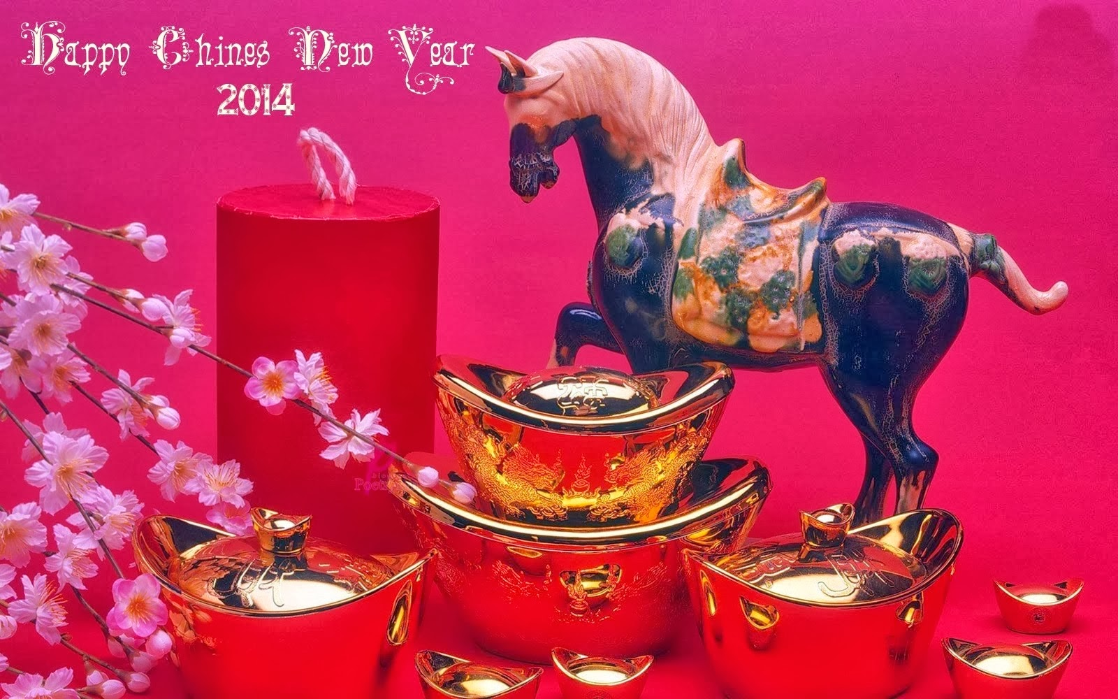 New Happy Chinese New year 2014 wallpapers