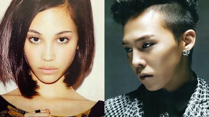 G-Dragon y rumorada novia Kiko Mizuhara vistos en una cita ...