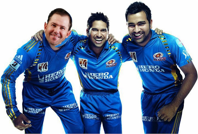 Tendulkar takes over Mumbai Indians captaincy IPL-6 Indian Premier League Players News Photos