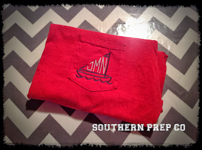 Nautical Monograms: Southern Prep Co
