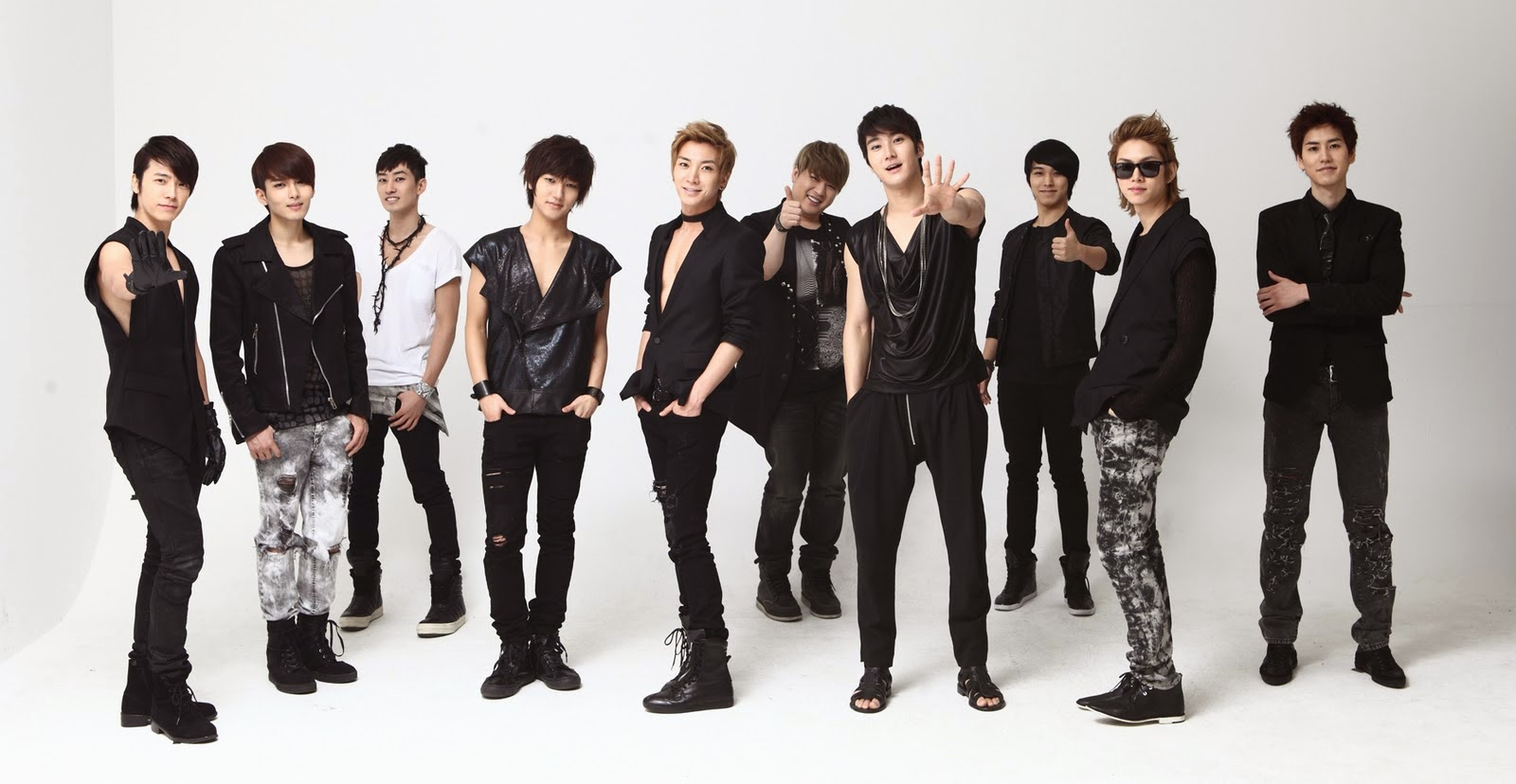 Hot Super Junior Wallpaper