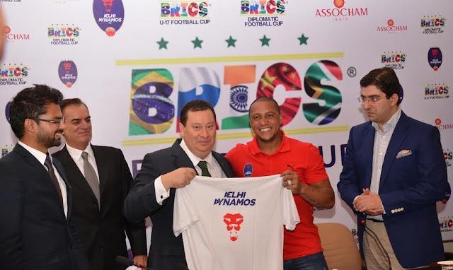 Delhi Dynamos FC announce tie up with BRICS Football Cup