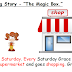 "Shopping Story - ""The Magic Box."""