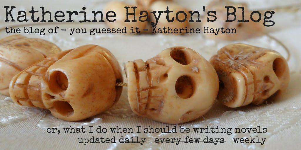 Katherine Hayton's Blog