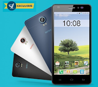Buy Intex Cloud M5-II Mobile for Rs.4599 only Via flipkart
