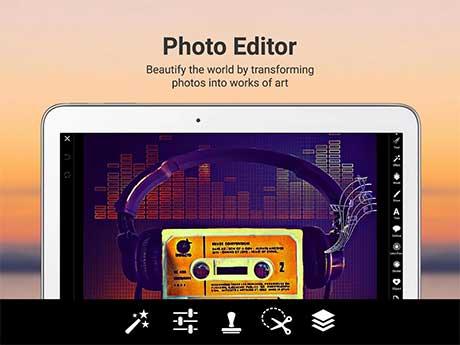 PicsArt Social Photo Editor-1