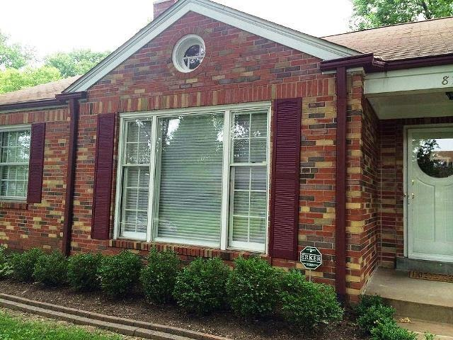 Exterior Paint Ideas With Brick