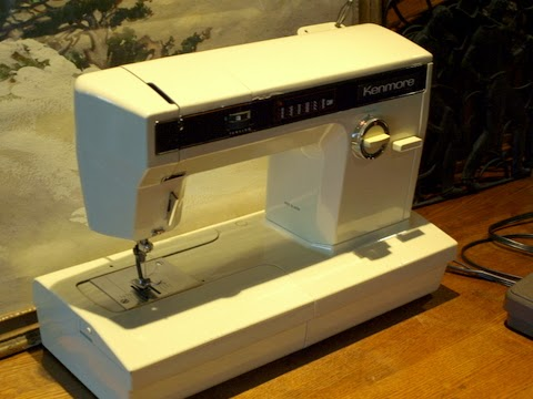 kenmore 1914 sewing machine