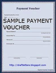 Payment Voucher   Sample. Tuesday, October 30, 2012  Payment Voucher Sample