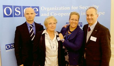 OSCE Vienna 2012: The Counterjihad Team