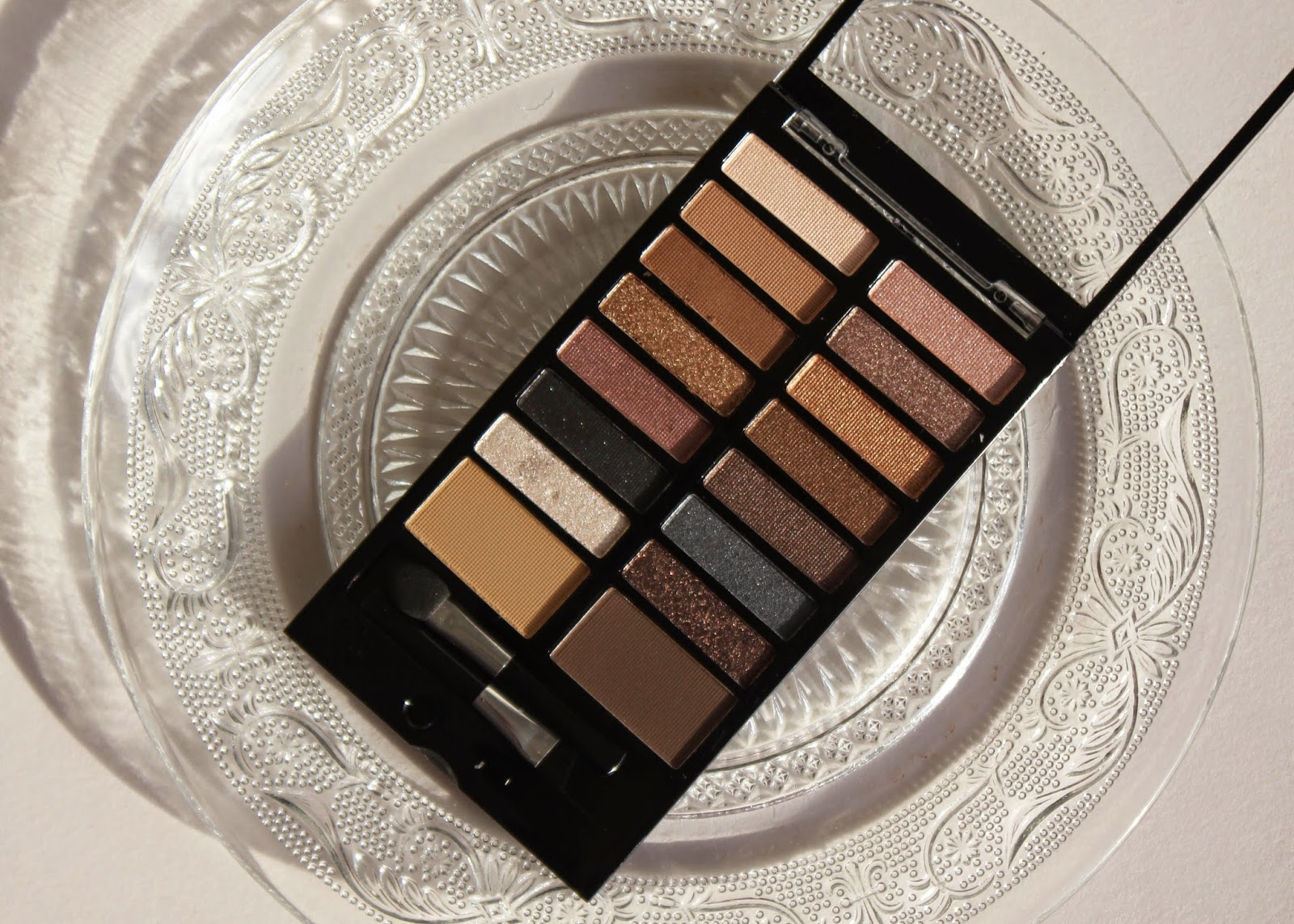 Makeup Revolution Disappear Till Tomorrow Eyeshadow Palette Review