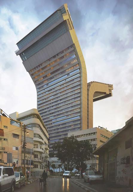 Архитектурные фантазии Виктора Энриха