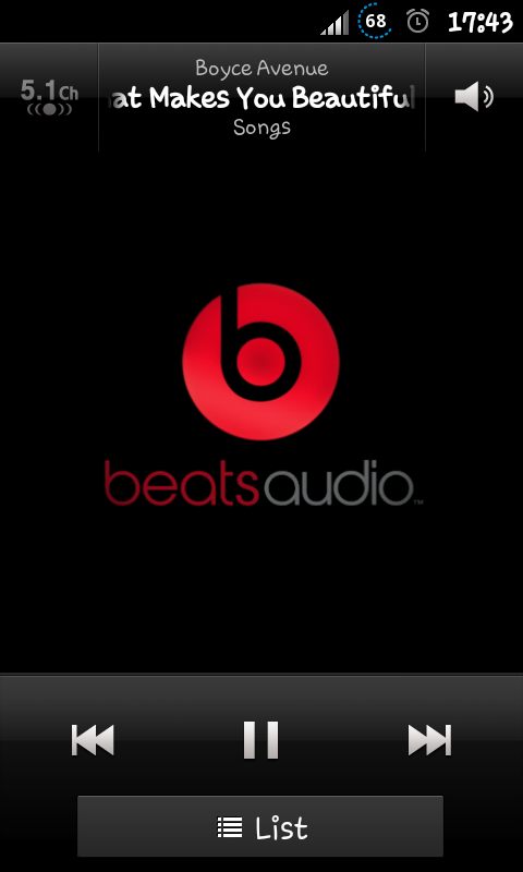 beats audio player theme for any android phones android and ios tips news hacks
