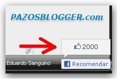 boton recomendar facebook blogger