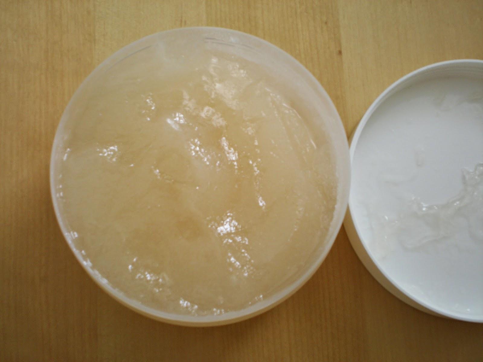 I LOVE ...Spa Line Deliciously Soft Sugar Scrub texture
