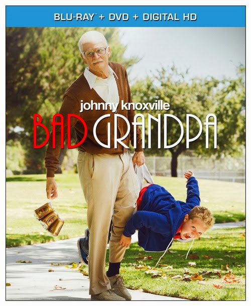 Jackass Presents Bad Grandpa 2013 720p BluRay 800mb YIFY