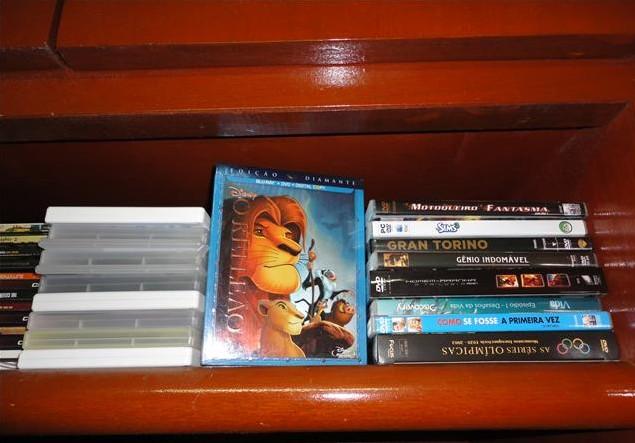 estante nerd o rei leão